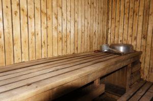 Русская баня в Тверской области