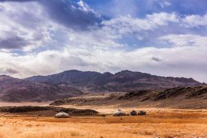 Рыбалка и охота в Монголии
