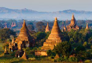 Мьянма нестандартные туры