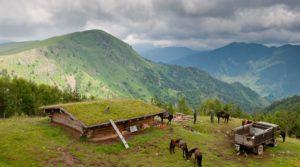 Горная охота в Карачаево-Черкесии