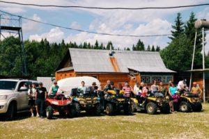 Прокат квадроциклов Тверская область