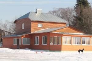 Фото базы Территория Медвежий Угол строения и баня