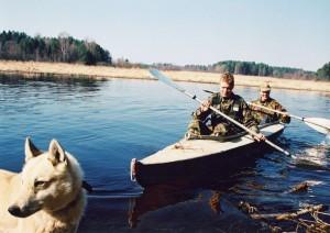 Походы и Сплав на Территории Медвежий угол