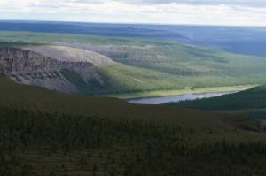 Анабарское Плато - туры от базы Территория Медвежий угол